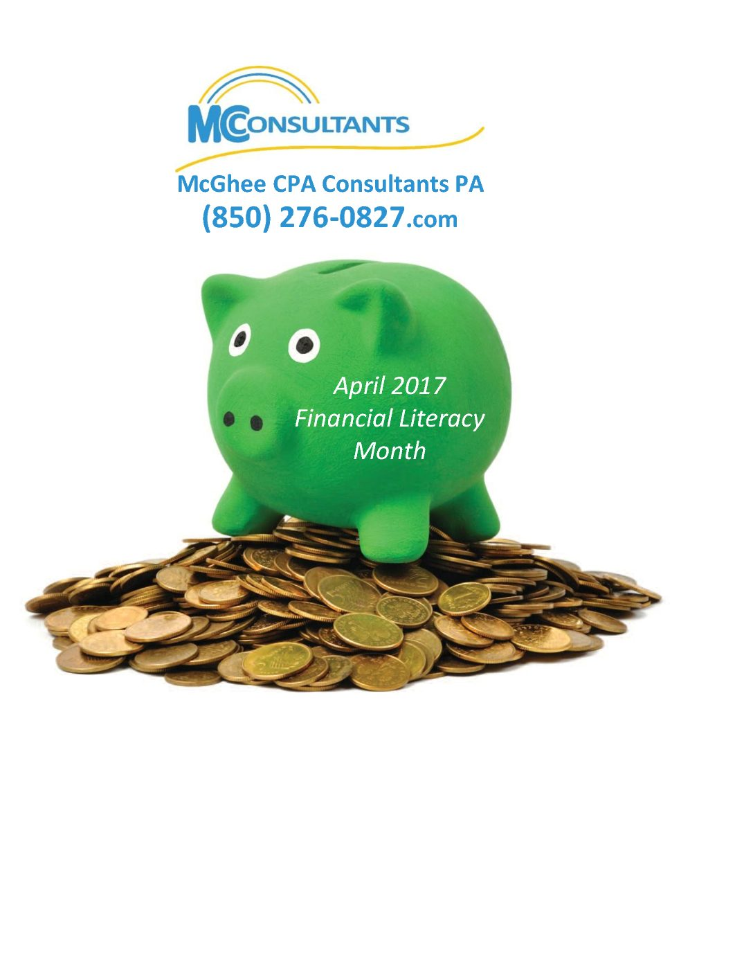 April is Financial Literacy Month 2017