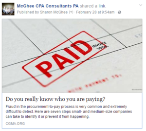 Do You Really Know Who You Are Paying?